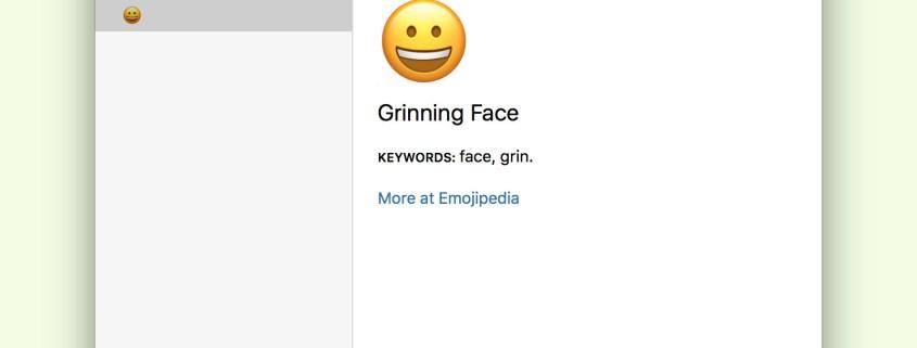 Bedeutung emoticons 😍 Emoji