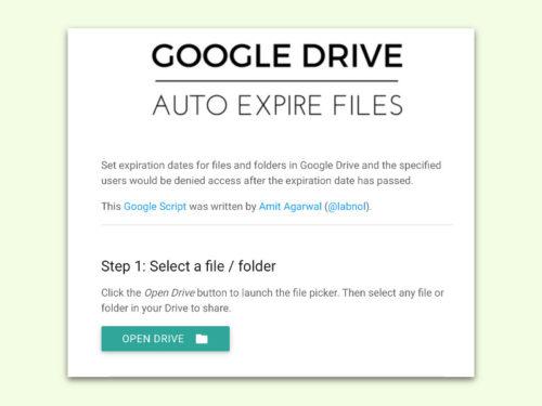 google-drive-links-ablauf