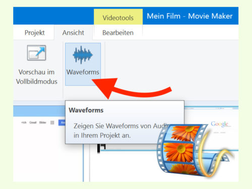 movie-maker-waveform-anzeigen