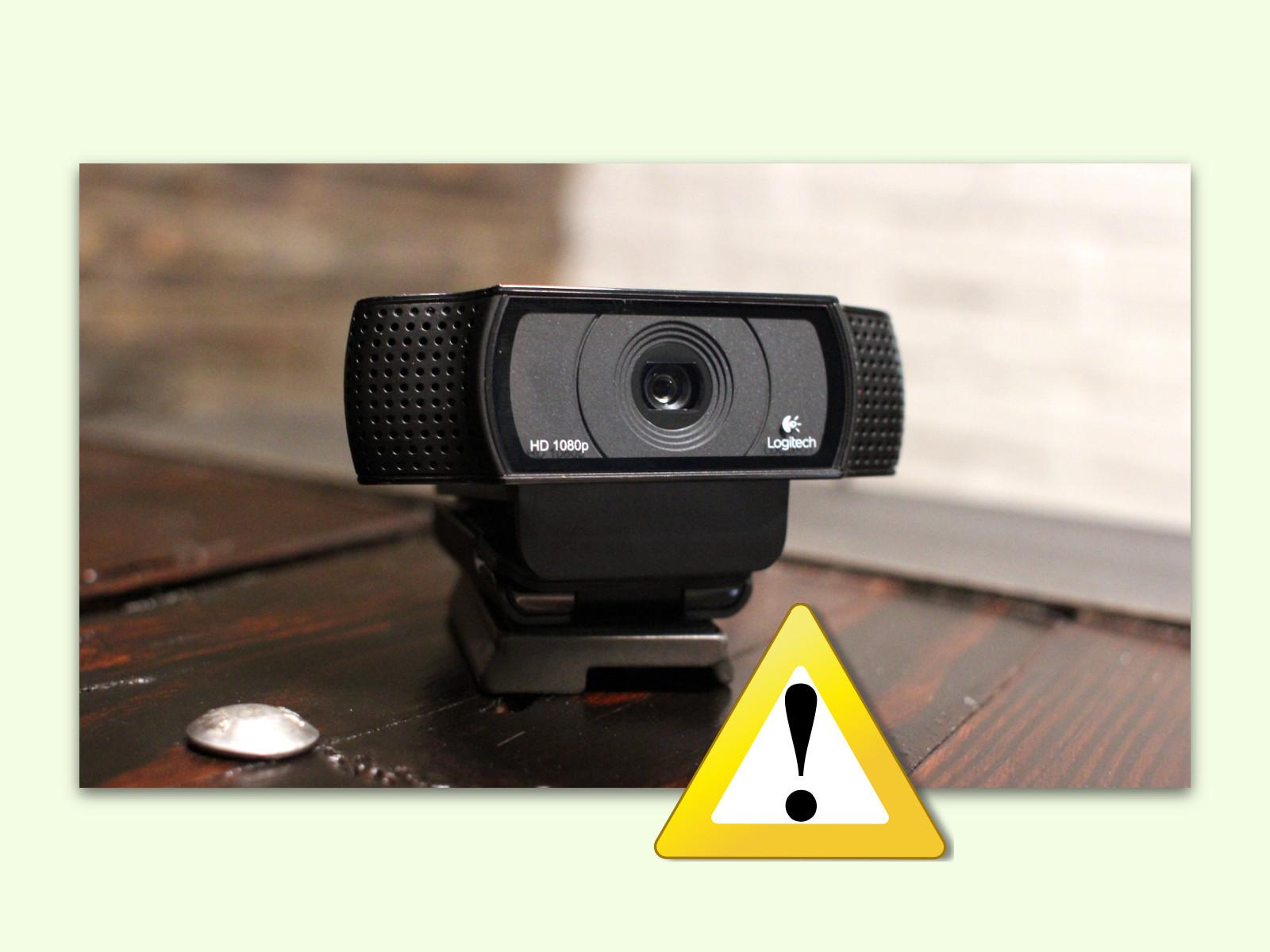 Windows 10 Anniversary Update: Webcam-Probleme beheben