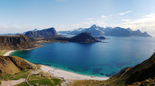 haukland_beach_view_by_michele_agostini