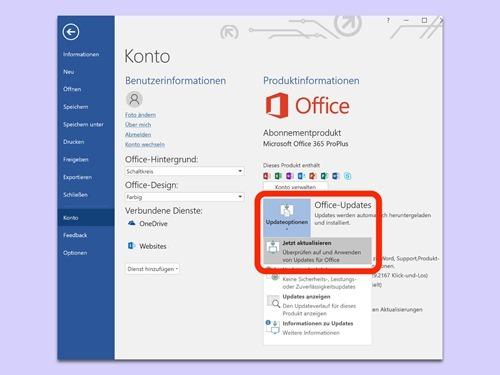 office-updates-manuell-suchen