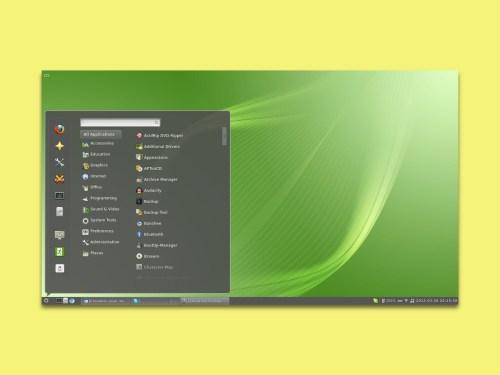 Linux Mint: Backup des Cinnamon-Desktops - schieb de