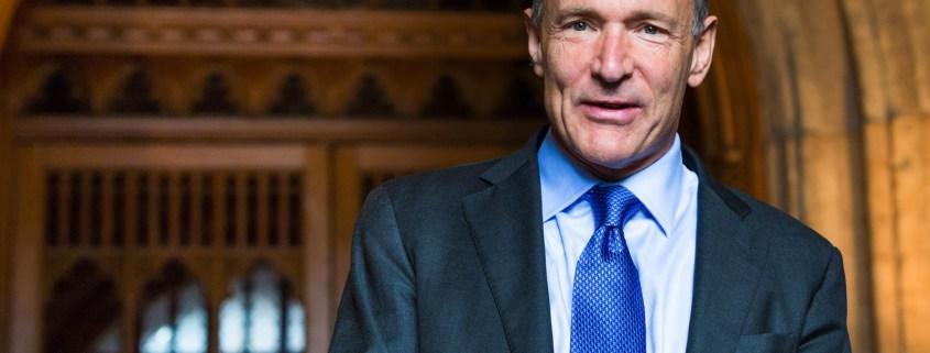 Sir Tim Berners-Lee; Von Paul Clarke - Eigenes Werk, CC BY-SA 4.0