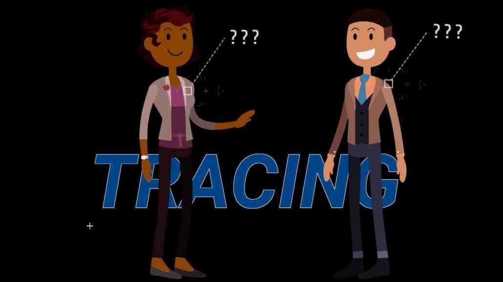Tracking statt Tracing