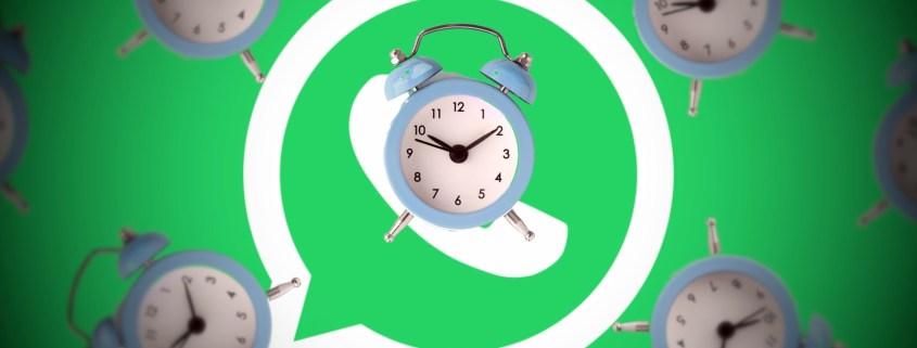 WhatsApp TImer