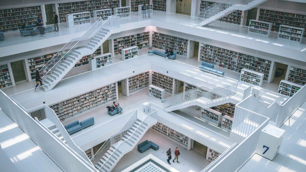 Bibliothelen bieten kaum eBooks an