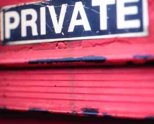Mehr Privatsphäre in E-Mails
