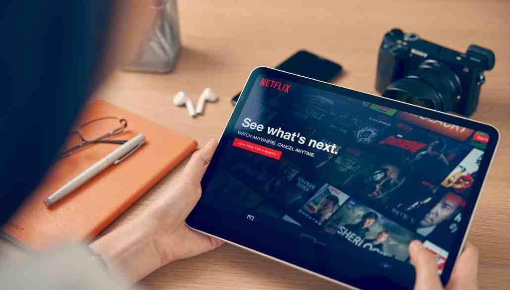 Streamen per Netflix