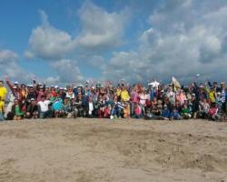 START WNF-BEACH CLEANUP HOEK VAN HOLLAND