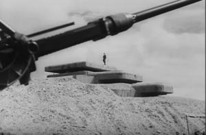 De Atlantikwall is een 6200 kilometer lange verdedigingslinie, gebouwd door nazi-Duitsland tijdens de Tweede Wereldoorlog. Hiermee wilden ze een geallieerde invasie vanuit zee voorkomen. De linie liep langs de kust van Noorwegen tot de grens met Spanje en bestond uit bunkers, batterijen met luchtafweergeschut, radarinstallaties, versperringen en (natuurlijke) hindernissen. Voor de aanleg van de Atlantikwall werden in Nederland honderdduizenden mensen geëvacueerd en duizenden huizen afgebroken.