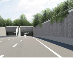 'AANLEG BLANKENBURGTUNNEL VLAARDINGEN PER 1 SEPTEMBER'