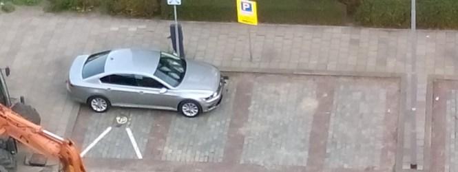 Elektrische Auto S Schiedam Te Lang Bij Laadpaal Schiedams Nieuws