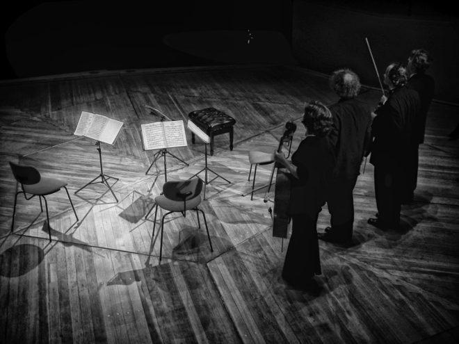 Das Keller Quartett 2006. Foto: Hufner