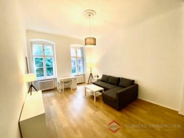 Möblierte und sanierte Singlewohnung nahe Südstern, 10967 Berlin, Etagenwohnung