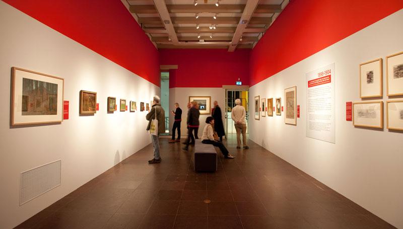 Mondriaan in Amsterdam   Foto: Amsterdam Museum