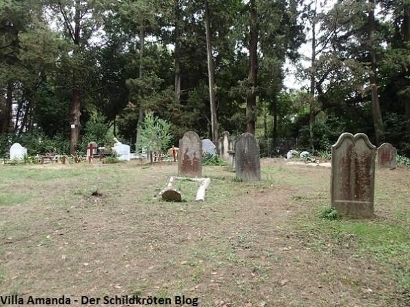 Britischer Friedhof auf Korfu