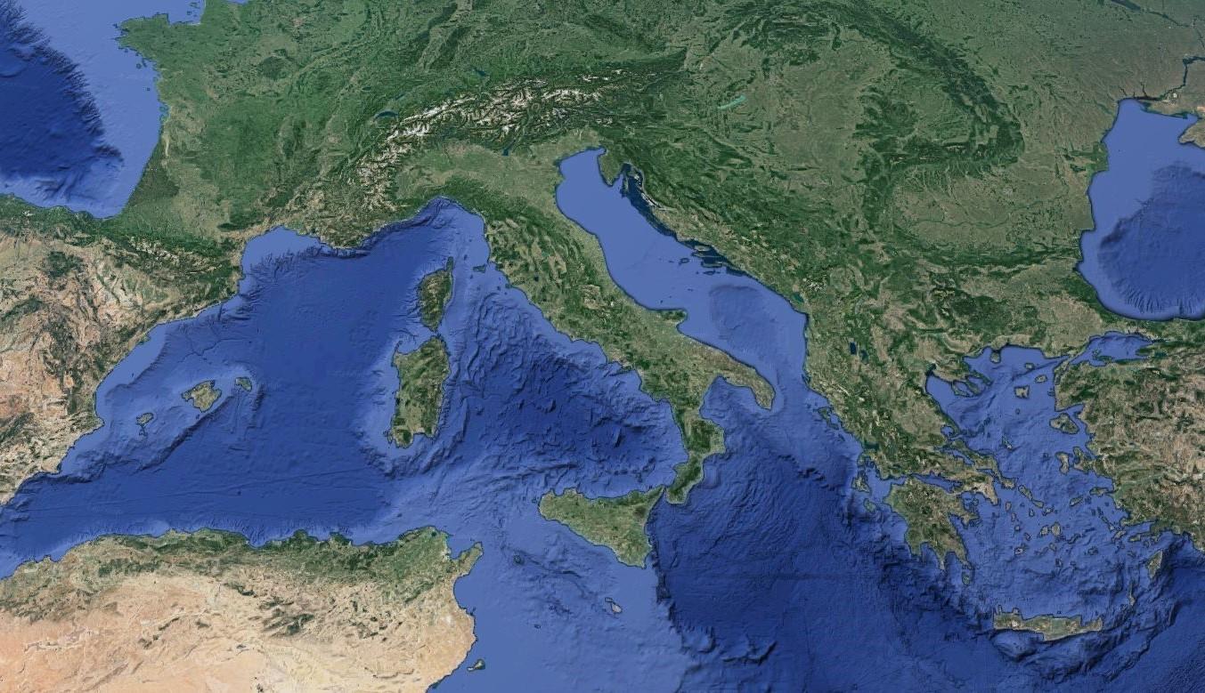 Winterstarre Griechischer Landschildkröten: Temperaturen aus Deutschland und den Habitaten im Vergleich