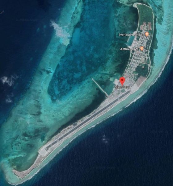 Maafaru Island