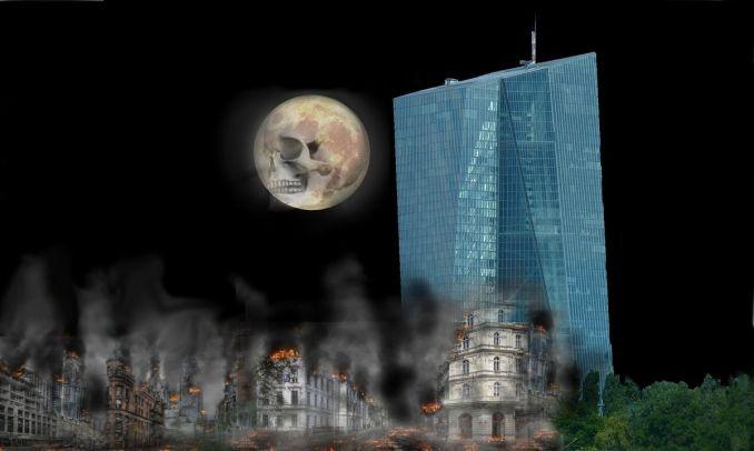 Chef der EZB-Bankenaufsicht: Die nächste Krise kommt! Schwerer als 2008 – große EU-Bankenfusionen gefordert