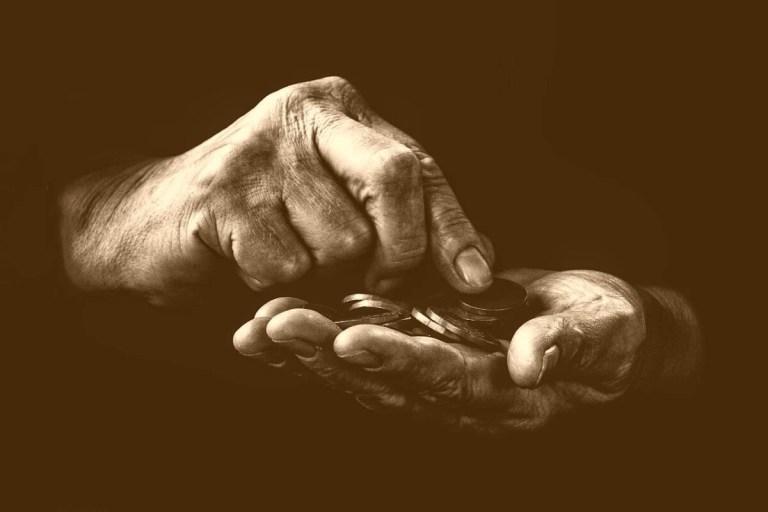 Ein Viertel der Alleinstehenden ist ärmer als arm