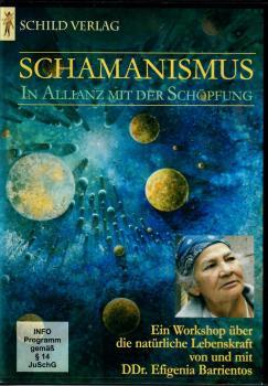 Schamanismus in Allianz mit der Schöpfung