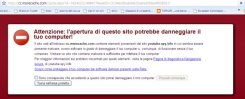 Attenzione ad arpire i link nelle email!