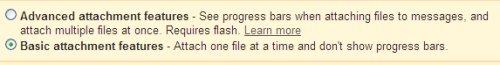Modificate le impostazione se volete tornare ad utilizzare il meccanismo classico.
