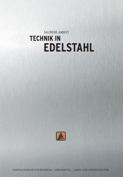 Titel Schinko Folder Edelstahl - Titelseite von Schinko Folder für