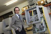 Schinko und Novotech auf neuen Pfaden - Novotech-Geschäftsführer Helmut Haller