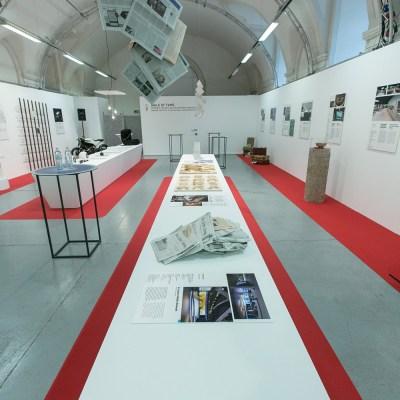 """Staatspreis Design 2015 - Die Ausstellung """"Staatspreis Design 2015: Walk of Fame""""  im designforum Wien zeigt alle ausgezeichneten Projekte."""