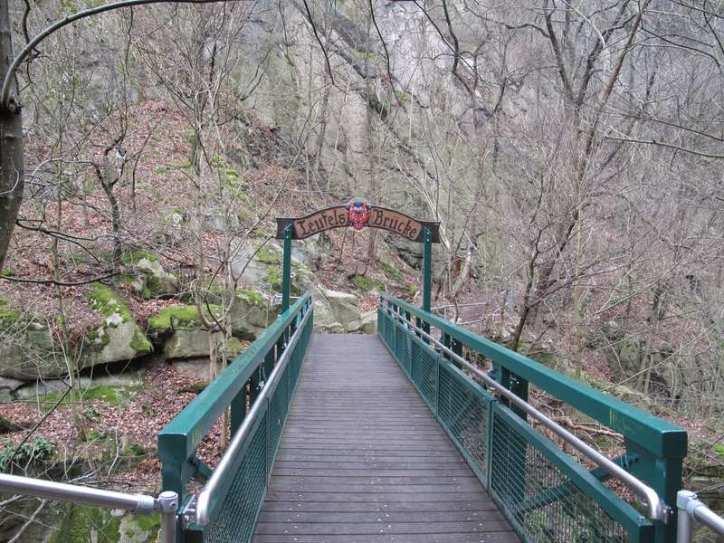 Teufelsbrücke (Harzer Hexenstieg)