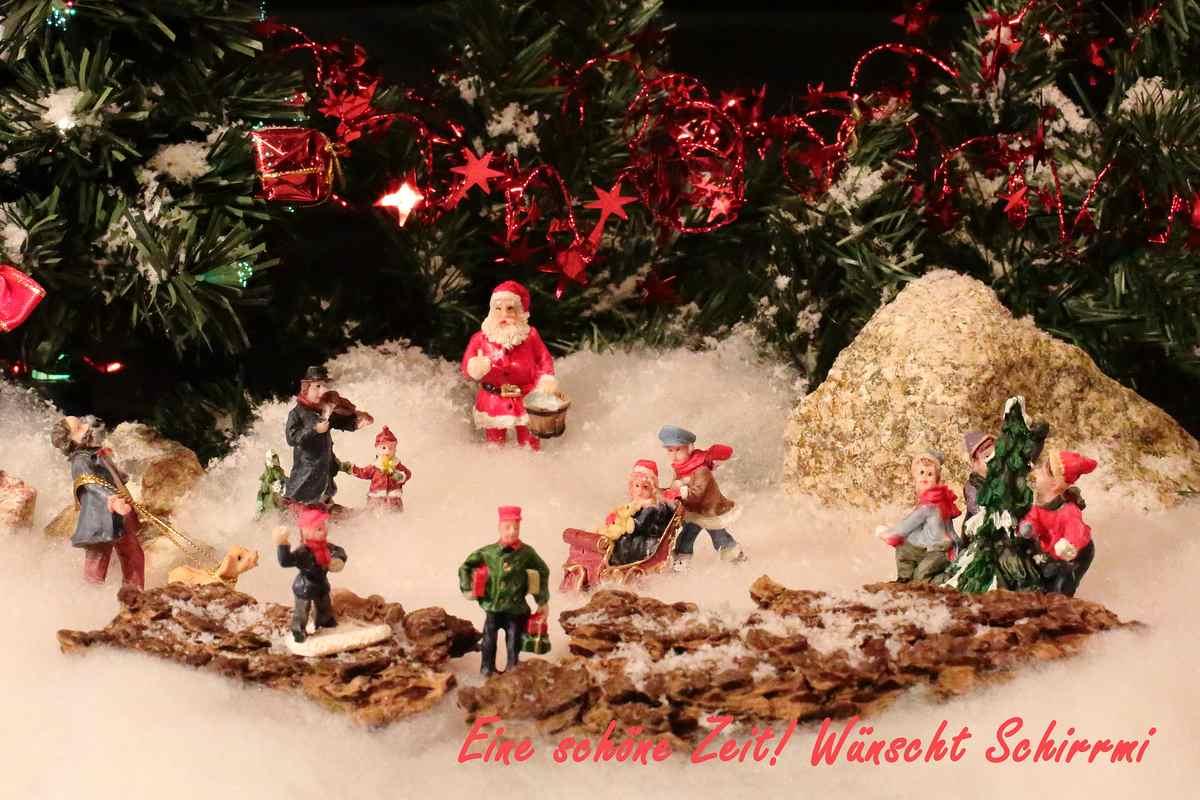 Weihnachten   Schirrmi\'s Blog