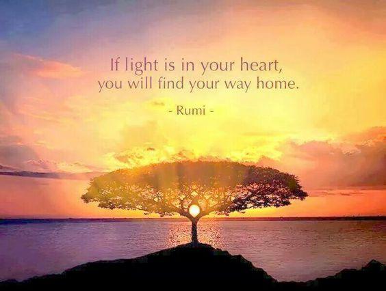 SHINE your light! en wees de beste versie van jezelf.