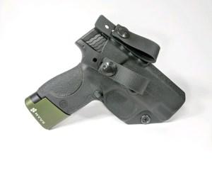 appendix belt loop kydex holster