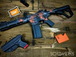 hunter orange hex cerakote