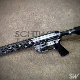 black white american ar3