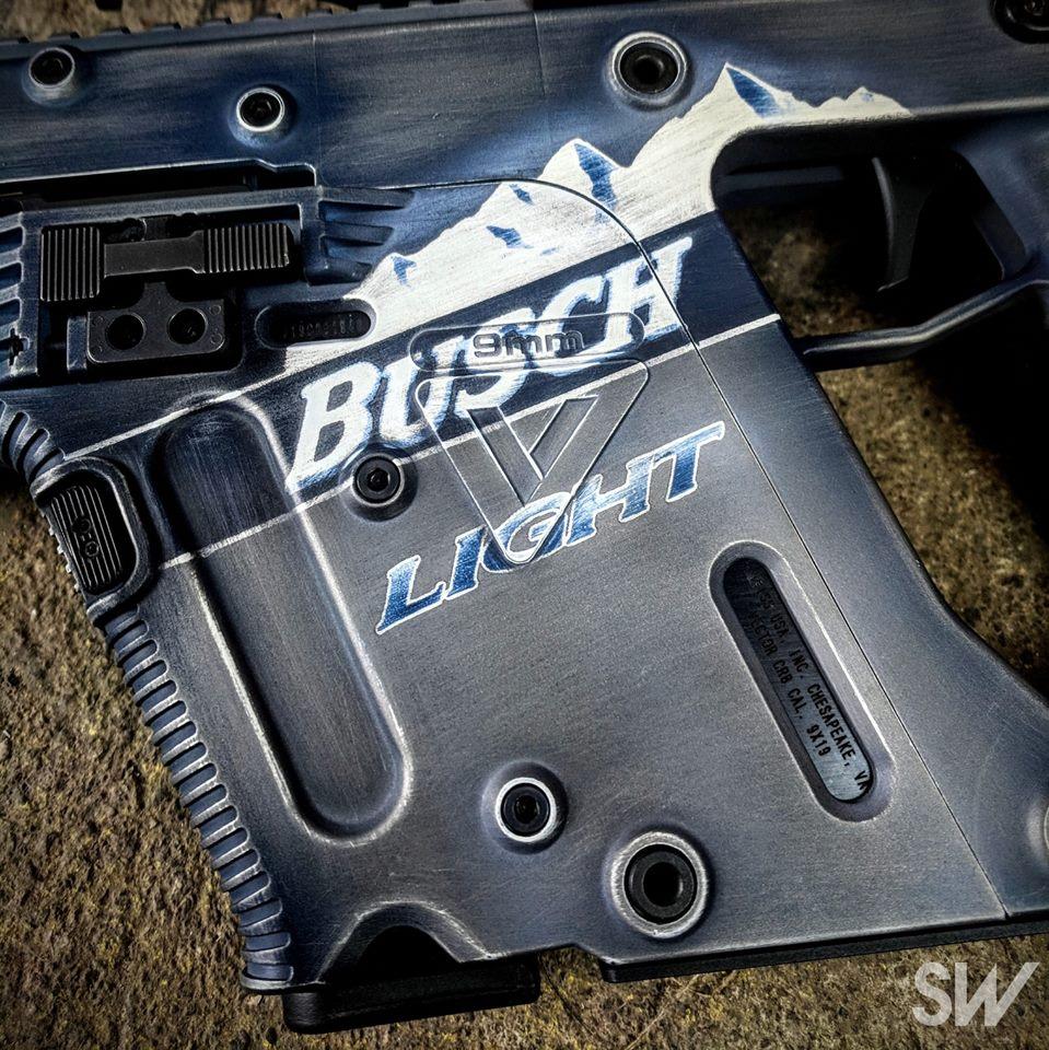 busch light vector - Schiwerks