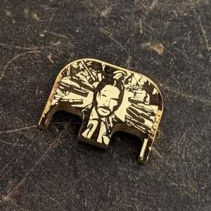 John Wick Glock Backplate