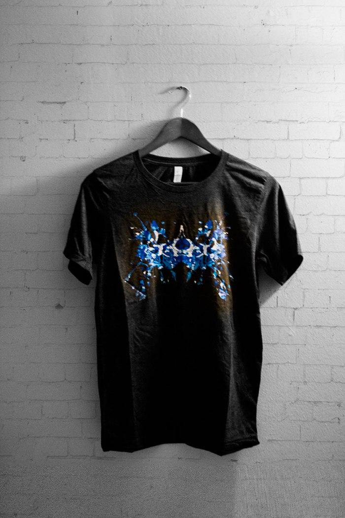 Rorschach Test Mental Health T-Shirt