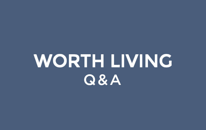 Schizophrenic. Nyc q&a with worth living 1