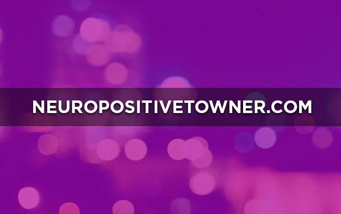 Featured in neuropositivetowner. Com 1