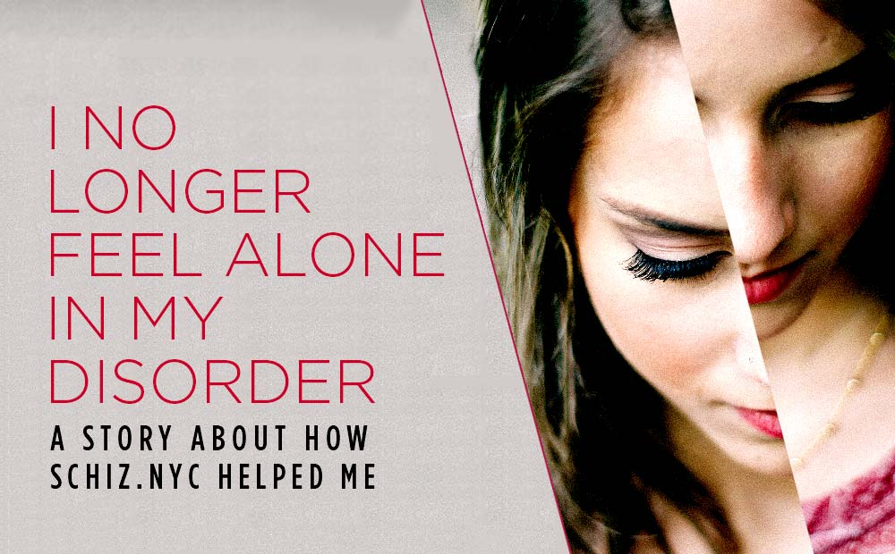 I No Longer Feel Alone In My Disorder 123