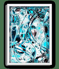 How i've used art to express my journey with schizophrenia and reduce stigma around mental illness