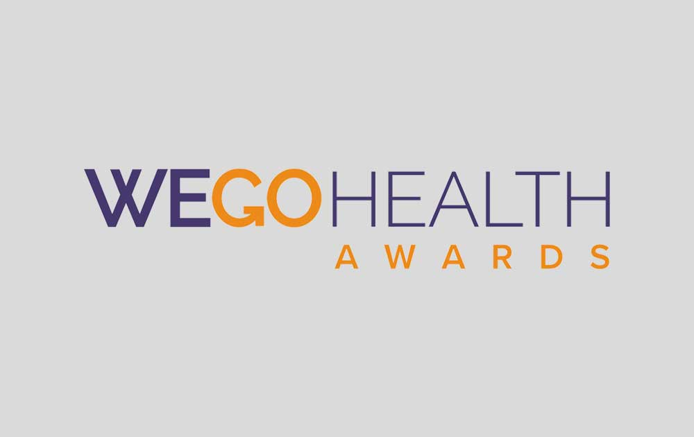 Michelle was nominated for a wego health award 56
