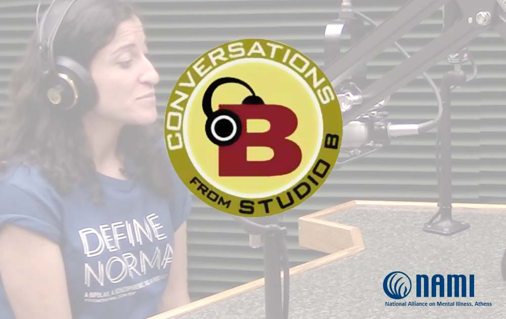 Listen to michelle on conversations from studio b 40