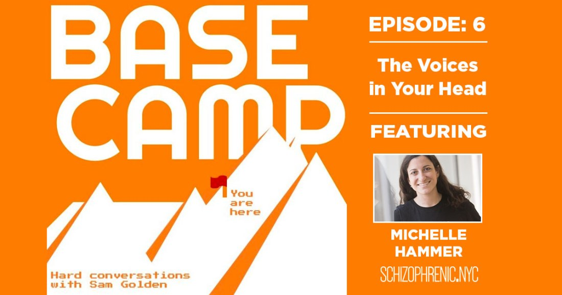 Basecamp podcast interviews michelle