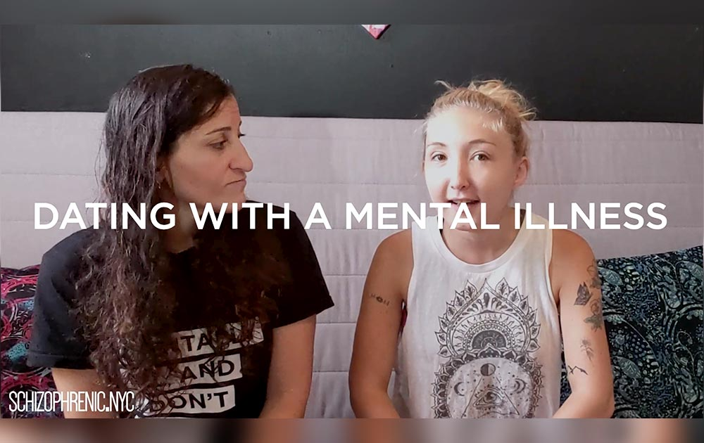 Dating with a mental illness video