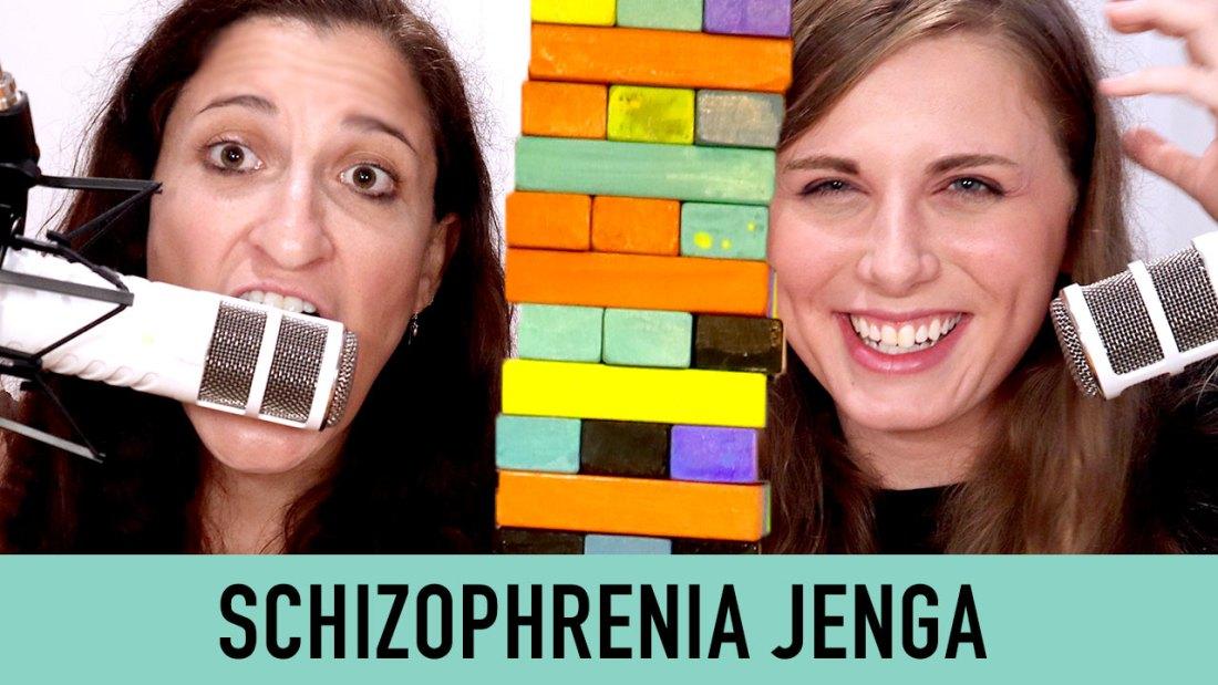 Schizophrenia jenga 1