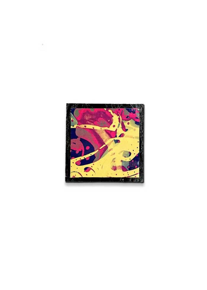 Coaster set 24 - 4 colors 1